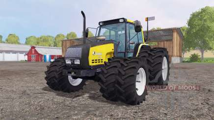 Valmet 6400 front loader für Farming Simulator 2015