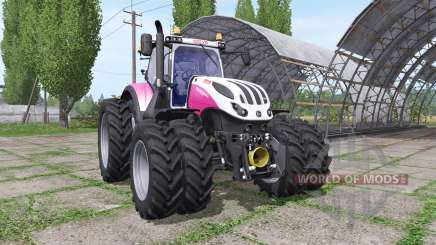 Steyr Terrus 6600 CVT ecotec für Farming Simulator 2017