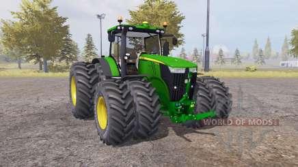 John Deere 7310R v2.1 pour Farming Simulator 2013