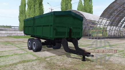 PTS 9 pour Farming Simulator 2017