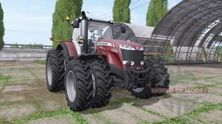 Massey Ferguson 8727 v3.0.3 pour Farming Simulator 2017