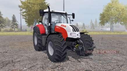 Steyr 6160 CVT v2.0 für Farming Simulator 2013
