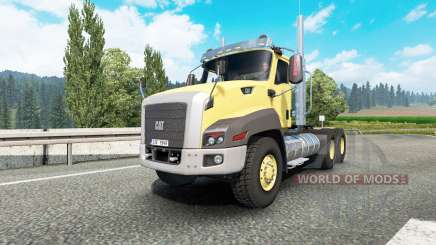 Caterpillar CT660 v2.1 für Euro Truck Simulator 2