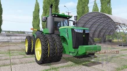 John Deere 9370R v3.1.1 pour Farming Simulator 2017