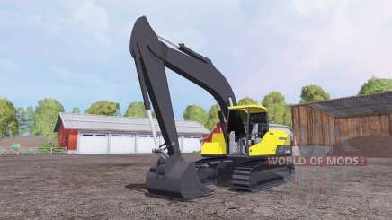 Volvo EC250D für Farming Simulator 2015