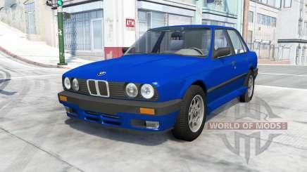 BMW 325e sedan (E30) 1985 pour BeamNG Drive