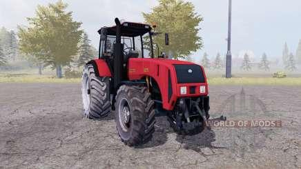 Le biélorusse 3522 pour Farming Simulator 2013