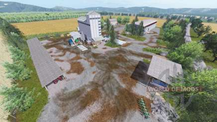 Bohemia country v1.1 für Farming Simulator 2017