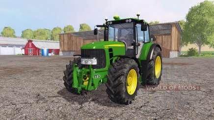 John Deere 6930 Premium pour Farming Simulator 2015