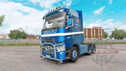 Renault T 440 v6.3 pour Euro Truck Simulator 2