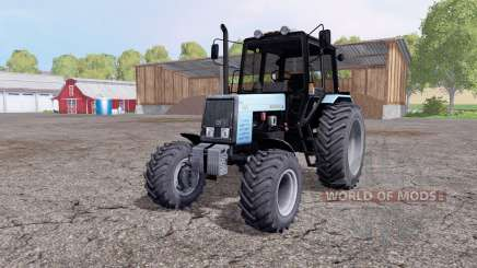 Belarus MTZ 1025 für Farming Simulator 2015