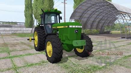 John Deere 4760 für Farming Simulator 2017