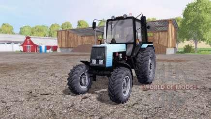 Belarus MTZ 1025 pour Farming Simulator 2015