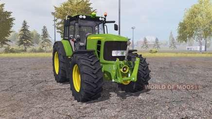 John Deere 7530 Premium v3.1 pour Farming Simulator 2013