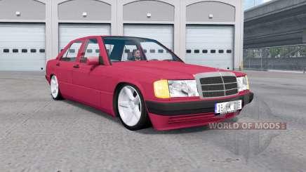 Mercedes-Benz 190 E (W201) für American Truck Simulator