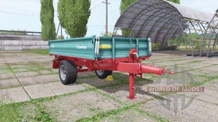 Farmtech EDK 800 für Farming Simulator 2017