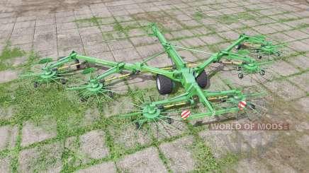 Krone Swadro 2000 multicolor pour Farming Simulator 2017
