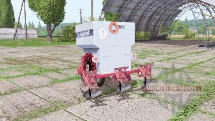 Agrozet SA 2-074 pour Farming Simulator 2017
