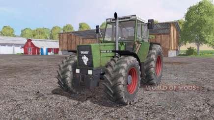 Fendt Favorit 611 LSA Turbomatik für Farming Simulator 2015