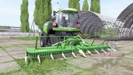 Krone BiG X 480 RowTrac pour Farming Simulator 2017
