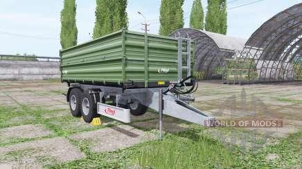 Fliegl TDK 160 v3.0 für Farming Simulator 2017