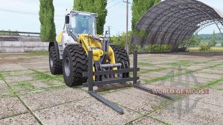 Liebherr L550 für Farming Simulator 2017