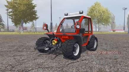 Reform Metrac H6 für Farming Simulator 2013