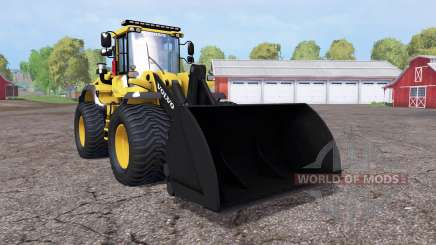 Volvo L120H v1.1 pour Farming Simulator 2015