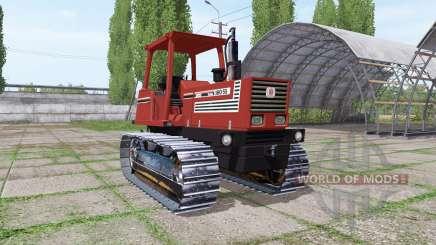 Fiatagri 160-55 v1.2 für Farming Simulator 2017