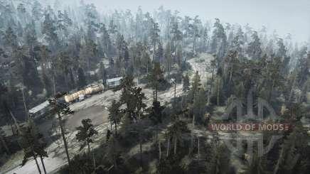 Woodland pour MudRunner