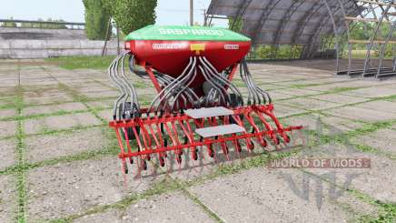 Gaspardo Pinta pour Farming Simulator 2017