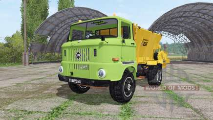 IFA W50 L fertilizer v2.0 pour Farming Simulator 2017