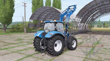 New Holland 750TL MSL pour Farming Simulator 2017