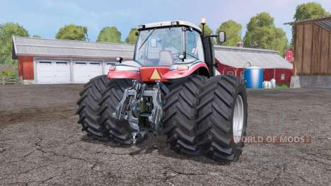 Case IH Magnum 340 CVX pour Farming Simulator 2015