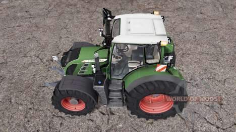 Fendt 724 Vario SCR pour Farming Simulator 2015