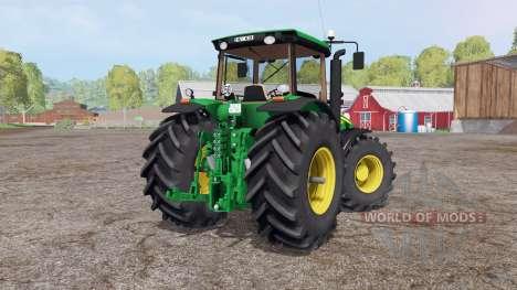 John Deere 8330 pour Farming Simulator 2015