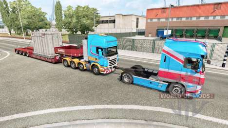 Very Heavy Load pour Euro Truck Simulator 2
