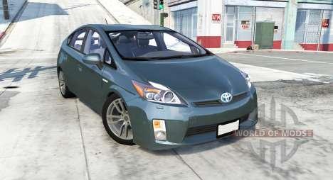 Toyota Prius (XW30) 2009 pour BeamNG Drive