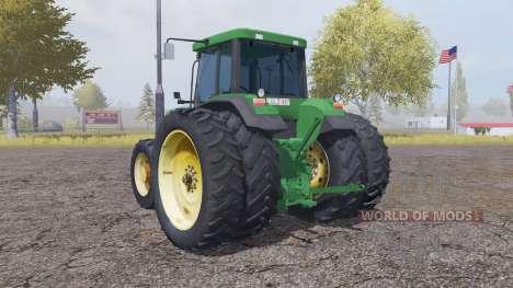 John Deere 7800 für Farming Simulator 2013