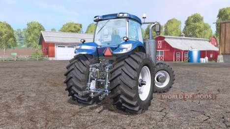 New Holland T8.320 pour Farming Simulator 2015