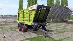 CLAAS Cargos 740 für Farming Simulator 2017