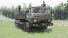 KamAZ-4310-crawler