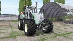 Fendt 826 Vario v1.0.0.2 für Farming Simulator 2017