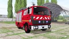 Renault G230 Sapeurs-Pompiers Camiva für Farming Simulator 2017