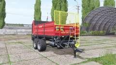 Metal-Fach N267-1 für Farming Simulator 2017