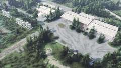 Base militaire abandonnée v1.1