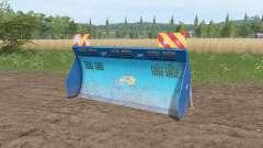 Aldo Annovi silage shield v1.1 für Farming Simulator 2017