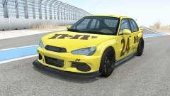 Hirochi Sunburst Racing pour BeamNG Drive