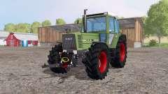 Fendt Farmer 310 LSA Turbomatik pour Farming Simulator 2015