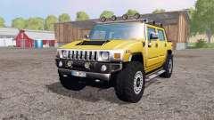 Hummer H2 SUT 2005 für Farming Simulator 2015